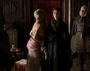 Emily Diamond Nude - Game Of Thrones s01e03 (2011)