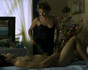 Victoria Abril, Maribel Verdu Nude - Amantes (1991) Explicit Sex