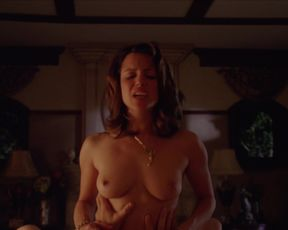 Alanna Ubach Naked, Topless, Cowgirl Sex Scene in TV Show 'Hung'