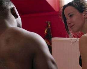 Caroline Ford, & other actresses - Anti-Social (2015) Naked actress in a TV movie scene