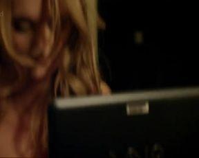 Jayne Wisener Nude - Injustice s01e02-05 (2011)