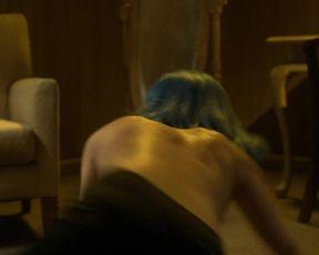 Loretta Yu - Hemlock Grove Season 2 Episode 2 (2014)
