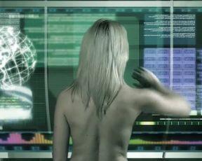 Alena Novotna Russian Nude, Cens Porn, Erotic in 'Alien Sex Files'