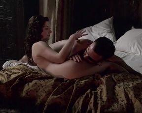 Emma Hamilton Nude - The Tudors (2009) S03E03-06