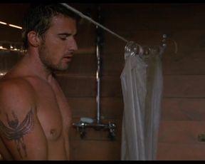 Joy Bryant Nude - Three Way (2004)