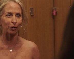 Carrie Aizley - Better Things s04e02 (2020) Naked actress in a movie scene