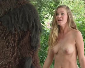 Angie Bates,  Albina Nahar, Lynzey Patterson nude - Sweet Prudence and the Erotic Adventure of Bigfoot (2011)