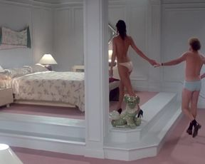 Classic Erotic with Kelly LeBrock - The Woman in Red (1984)