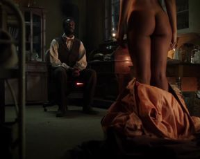 Tessa Thompson Nude - Copper (2013) s02e02