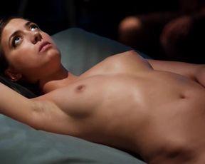 Aleah Nalewick Nude, Britt Robertson, Zosia Mamet Clothead Sex, Hot Scene in movie 'Cherry'
