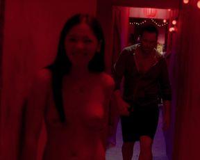 Karen David, Alexandra Moen, Jennifer Tanarez - Strike Back S02 E01 (2011)
