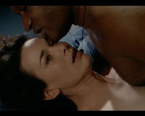 Anne Coesens Naked, Pussy, Interracial Sex for Film 'Le Secret'