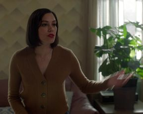 Melissa Barrera - Vida s03e05 (2020) Nude of staging scene