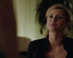 Brianna Brown, Melissa Benoist Nude - Homeland_ S01 E02