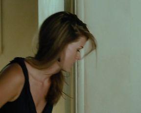 Alice Eve Nude, Full Frontal, Topless, Sex scene in movie 'Crossing Over'