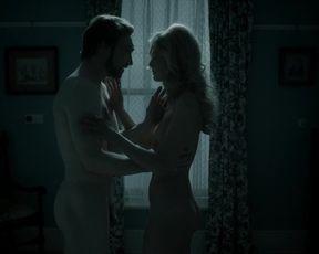 Rosamund Pike nude – Women in Love part 2 (2011)