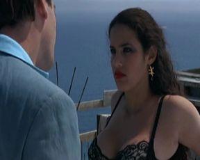 Elisa Tovati young celebs nude – Huevos de oro (1993) (big tits explicit)