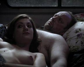 Georgia Scalliet Nude - Rapace (2011)
