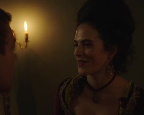 Jessica Brown Findlay nude - Harlots s03e01 (2019)