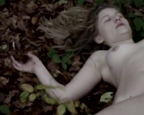 Clea Eden nude - The Raven (2013)