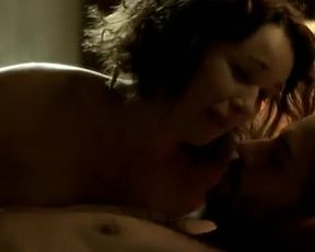Anne Coesens topless Sex Scenes for the movie 'CAGES'