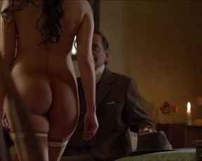 Antonia Giesen Naked, Topless, Sex scene for the movie 'Calzones Rotos'