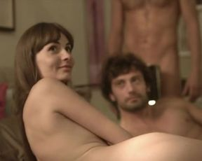 Anne Rats in Public Group Nude Scenes for the Movie 'T-mobile advertising'