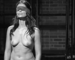 Maia Thomas & Katherine Hicks Nude - Black & White & Sex (2012)