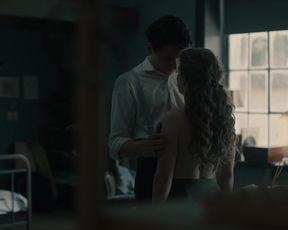 Alicia von Rittberg nude, topless, sideboobs in movie 'Lotte am Bauhaus'