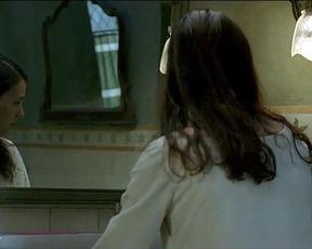 Virginie Ledoyen Nude - Saint Ange (2004)