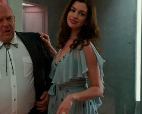 Anne Hathaway All Sexy Uncut Scenes for the movie 'The Hustle'