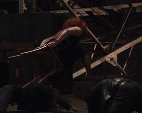 Scarlett Johansson Sexy - The Avengers (2012)