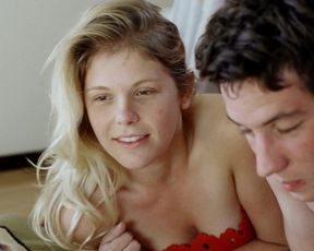 Hannah Arterton nude - Amorous (2014)