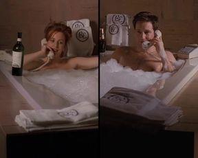 Gillian Anderson Nude - The X-Files (2000) s07e19
