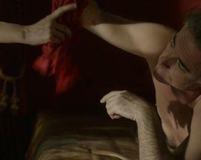 Bella Heathcote, Veronica Osorio nude - Strange Angel s02e05