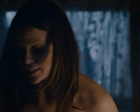 Sarah Ramos naked  – The Long Road Home s01e06 (2018)