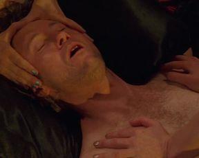 Alison Whyte, Bojana Novakovic Nude, Blonde, Threesome in Adult TV Show 'Satisfaction'