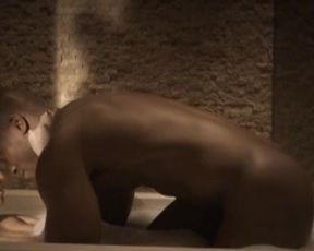 Becca Hirani, Tara MacGowran nude 'Darker Shades of Elise'