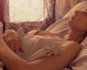 Analeigh Tipton Sexy, Underwear, Hot scene in 'Broken Star'