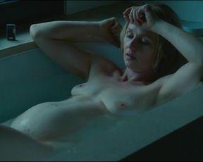 Lucie Debay, Rachael Blake Naked - Melody (2014)