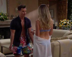 Katrina Bowden nude - The Bold and the Beautiful S32 (2019)