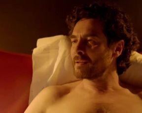 Andrea Duro nude, Subdual Sex Scene, BDSM video from TV movie 'Perdoname Senor'