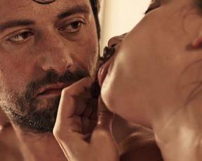Anna Oussankina Explicit Nudity, Sex Scene in 'Sommerloch'
