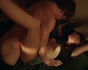 Emma Greenwell Nude - Shameless s02e04 (2012)