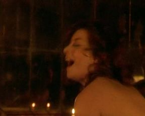 Antonella Salvucci, Sara Sartini Nude, French, Threesome Sex for Classic Erotic Movie
