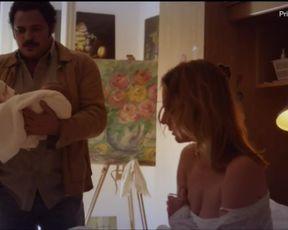 Gabriella Pession nude  - La Porta Rossa s02e07e10e11 (2019)