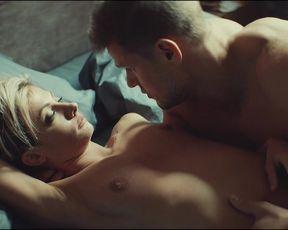Polina Maksimova naked - Without Me (2018)