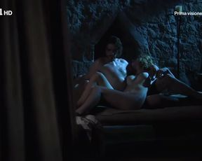 Miriam Leone, Valentina Belle, Others Nude - Medici_ Masters of Florence S01 E01