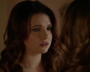 Rita Volk nude and Katie Stevens sexy - Faking It s01e06