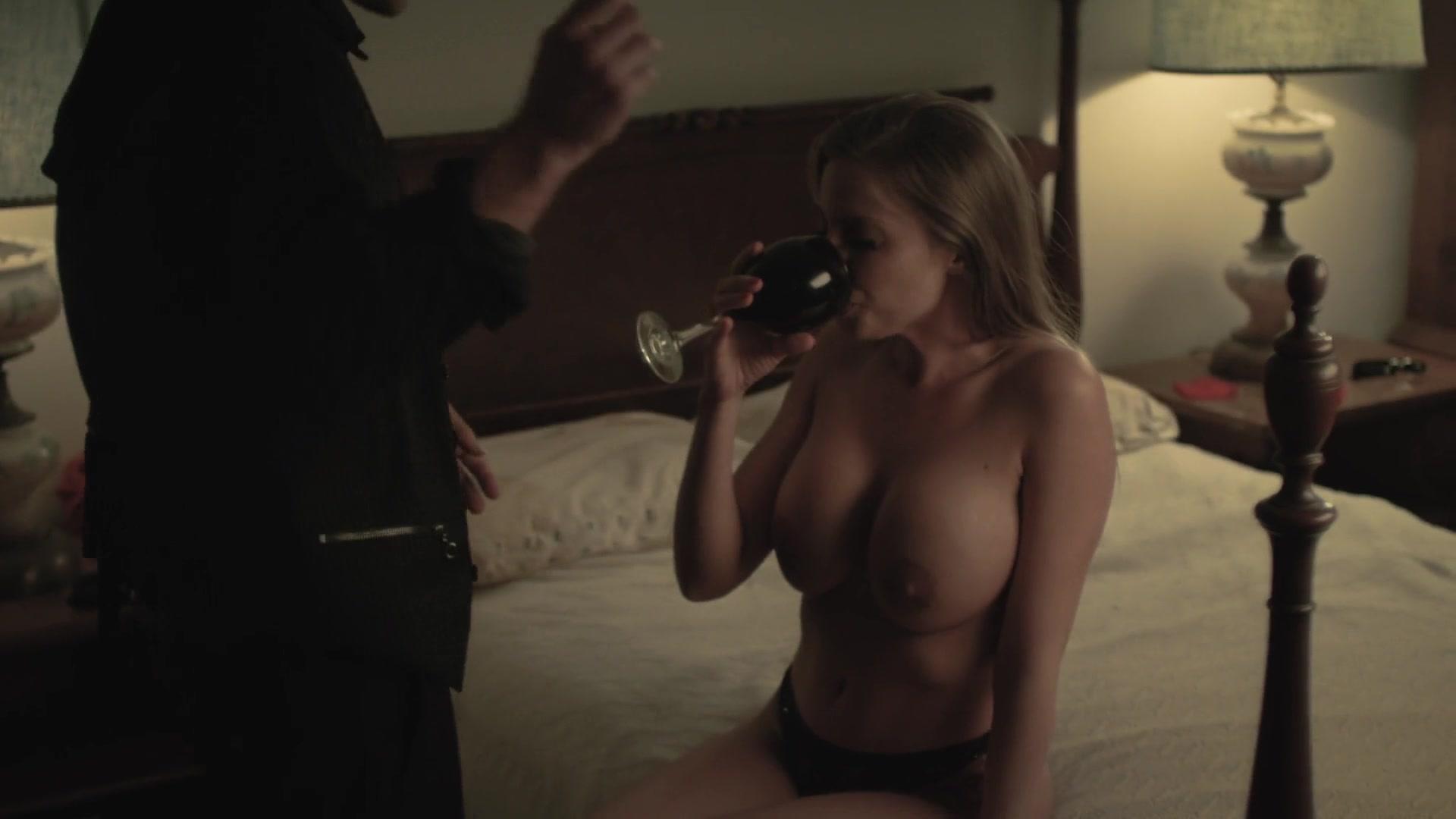 Stripper Gives Lap Dance